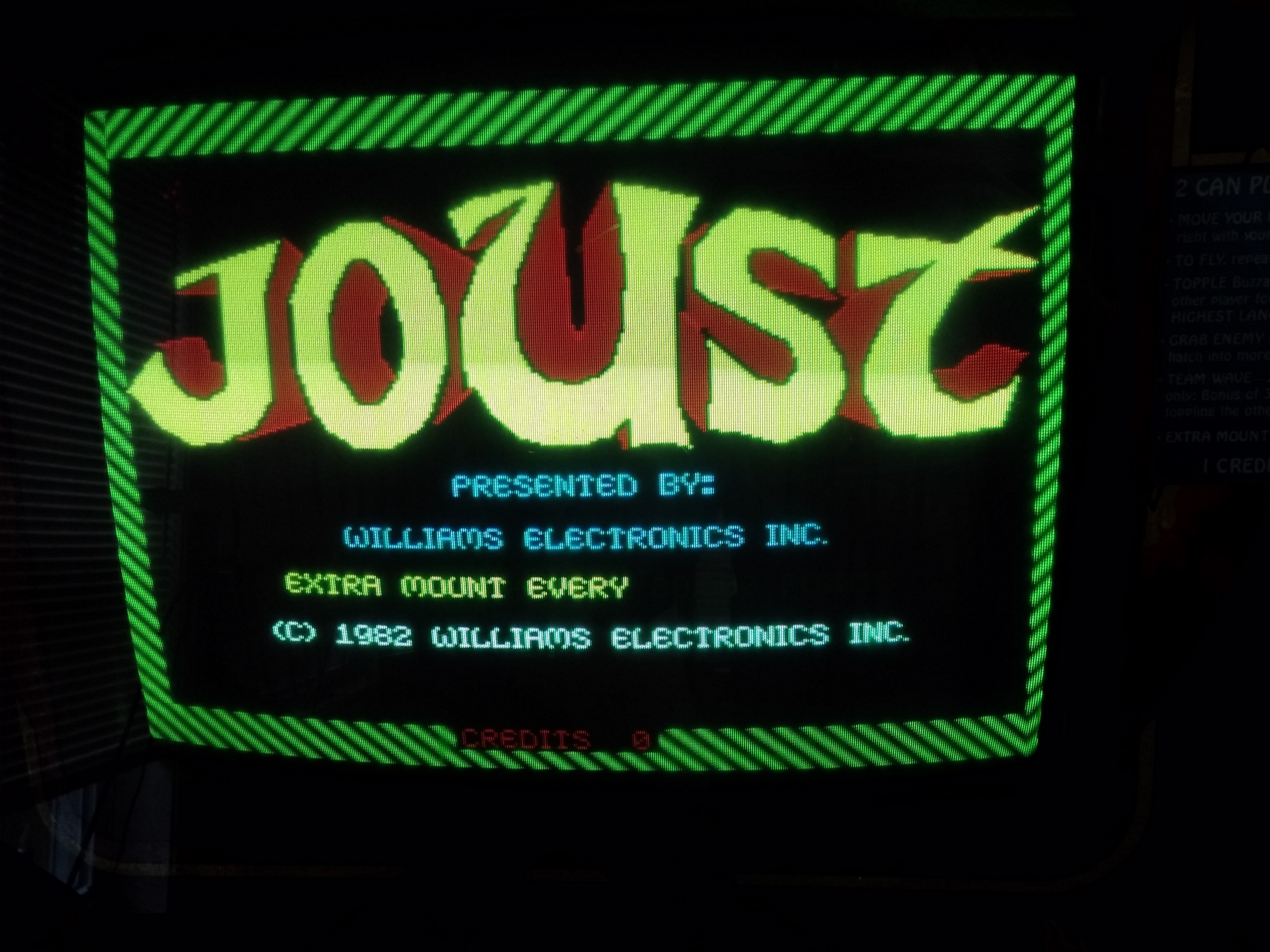 Bringing Joust Back to Life