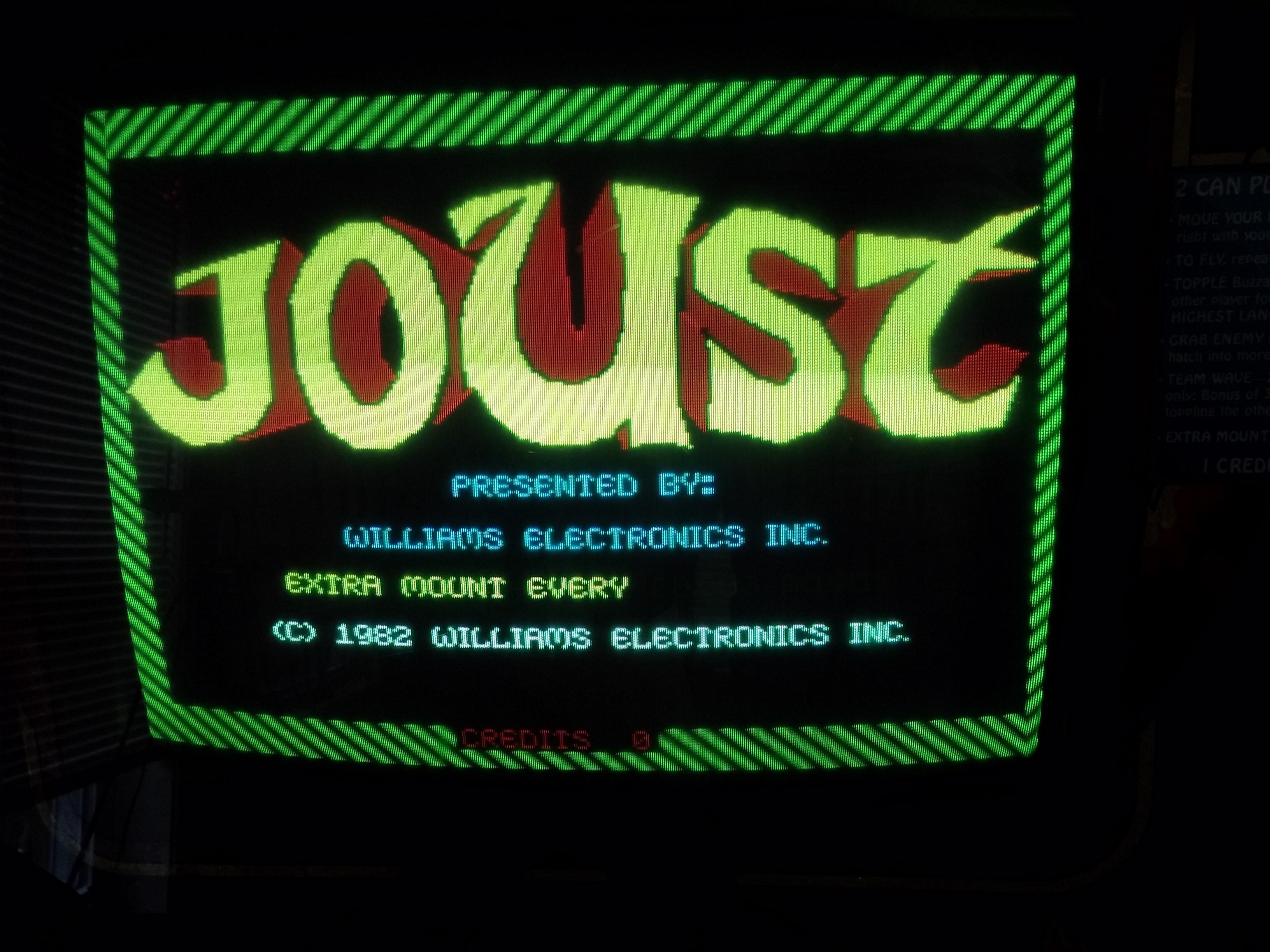 Bringing Joust Back to Life